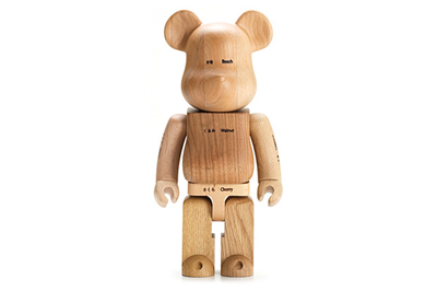 more-trees-karimoku-medicom-toy-400-bearbrick-1